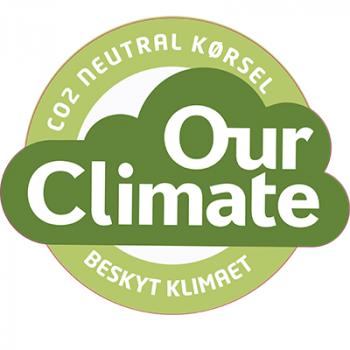 Grøn CO2 neutral kørsel SMALL